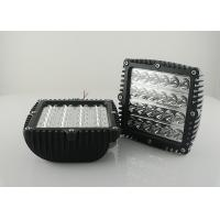 2 PCS 5.5Inch 72W 7000LM LED Vehicle Work Light Flood Spot Combo Beam for Off Road Boat Manufactures