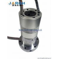 Aluminium Alloy High Speed Rotary Union / Rotary Electrical Connector For Packaging Machine Manufactures