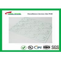 Aluminum material MCPCB Thickness 1.6mm White Solder Mask UL /ROHS Manufactures