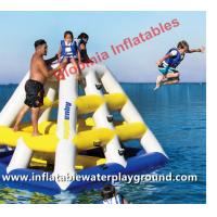 Quality Durable Inflatable Slide Water Park With Runway For Kids Or Adults for sale