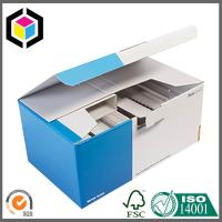 Single Wall F Flute Corrugated Board Carton Packaging Box for Medicine Manufactures