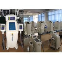 Vertical Coolplas Cryolipolysis Fat Freezing Machine For Fat Reduction / Body Shaping Manufactures