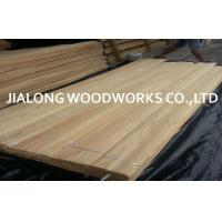 China Sliced Brown Ash Real Wood Veneer Sheets MDF And Block Board on sale