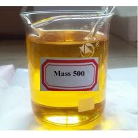 Raw Oral Anabolic Steroids , Liquid Mass 500mg/Ml For Muscle Gain Manufactures