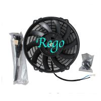 Quality Plastic Material Universal Radiator Cooling Fan , Aftermarket Electric Cooling Fans for sale