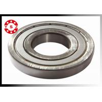 Water Pump Deep Groove Ball Bearings 6321 - 2Z High Speed Low Noise Manufactures