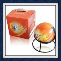 China Portable ABC AFO 1.3kg Car Safety Fire Extinguisher Ball Dry Powder Extinguishers on sale