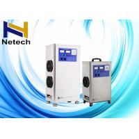 Ceramic Ozone Generator Water Purification 60HZ For Food Water Manufactures