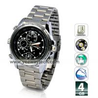Secret Agent Wristwatch with Camera + Motion Detector Manufactures