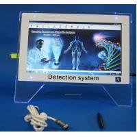 Buy cheap Beauty Salon Quantum Therapy Machine With Touch Screen PC 2 In 1 from wholesalers
