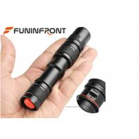 Waterproof 10 Watt USB Rechargeable LED Flashlight, 200 Meters Long Shot Camp Torch Manufactures