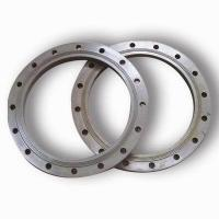 China High Efficiency Flat Welding Flange Plate Stainless Steel Fittings Pipe Flange on sale