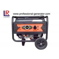 China 230V Portable 2kw Gasoline Generators , Gasoline Power Generator with 4 Stroke Engine on sale