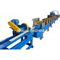 Hydraulic Electrical Roll Shutter Door Forming Machine With PLC Control System Manufactures