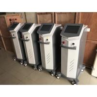 808/755/1064nm diode laser three wavelength permanent painless hair removal machine factory price Manufactures