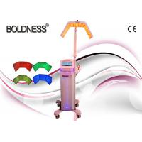 Blue PDT Photon  Led Light Therapy Skin Tightening Machine For Acne Removal Manufactures