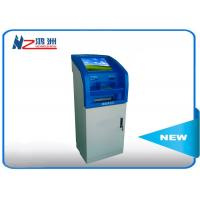 Quality Customized free standing self service library kiosk in government for sale