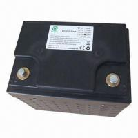 12V LiFePO4 Battery Pack for Solar Power Storage Battery, Clean Energy without Pollution Manufactures