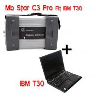 Mercedes Diagnostic Tool MB STAR C3 With IBM T30 laptop For Mercedes Car , Bus , Sprint , Smart Manufactures