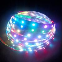 IP65 Digital magic dream color flexible led strip light Manufactures