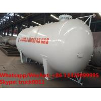 Buy cheap 2018s YEAR-END PROMOTION! High quality CLW Brand bulk propane gas storage tank from wholesalers
