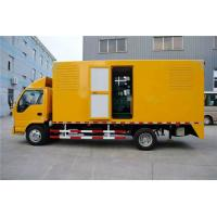 4495kg 50 KW Truck Mounted Generator Set With Famous Brand Alternator Manufactures