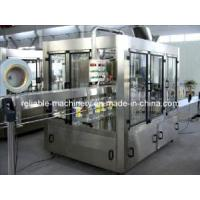 Carbonated /Soft /Drink Filling Plant (CGFD 24-24-8) Manufactures