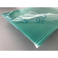 Good Light Transmission Polycarbonate Roofing Sheets For Building Skylight Manufactures