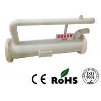 Wastewater Treatment Tube Heat Exchanger Corrosion Resistant , ABS Shell Material Manufactures