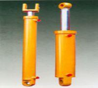 Heat Resistant Industrial Hydraulic Loader Cylinder For Mine Digging Machinery Manufactures