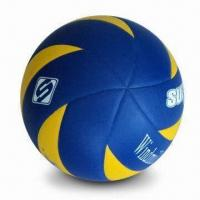 High-quality PU Laminated Volleyball with Newest Style and Design, OEM Orders Welcomed Manufactures