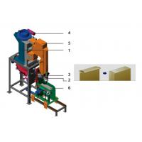 Automatic Valve Bag Packing Machine For Joint Mixture / Tile Adhesives Filling 25 / 50 KG Manufactures