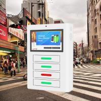 China Public Universal Remote Manage Network Phone Charging Kiosk Payment Solution Optional on sale
