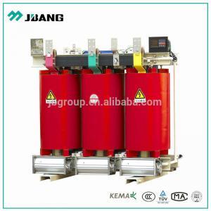 China Industrial 800kva Dry Type Cast Resin Transformer0.4kv Environmental on sale