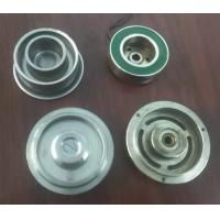 High Frequency Quenching Aluminum Forging Components For Electric Industrial Manufactures