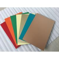 """Quality Mould - Proof Aluminum Composite Material Anti - Cold With 60"""" X 122"""" X 4mm Size for sale"""