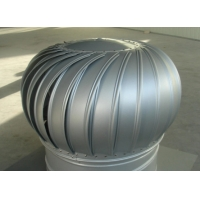 "500mm Aluminum 20"" Roof Turbine Roof Air Ventilator Fan Manufactures"