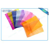 100% Virgin PP Spunbond Nonwoven 100cm For Flower Packing With Various Colors Manufactures