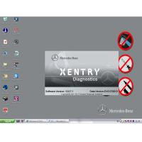 2013.7 Latest C3/C4 Software Mercedes Benz Star C3/C4 Das T30 HDD Manufactures