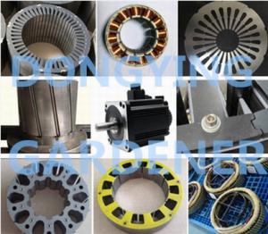 Motor Lamination and stator for diesel generator,Permanent magnet motor,stepper motor,servo motor,high voltage motor Manufactures