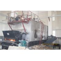 Most Efficient 1 Ton Oil Fired Steam Boiler , Natural Gas Heating Boiler Manufactures