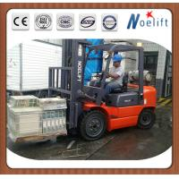 3tons Full free lifting mast container use gas/propane forklift for handling merchandise Manufactures