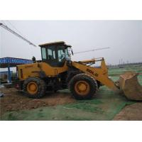 China 10020kg SDLG Used Wheel Loaders LG933L Bucket 1.8cbm With Pilot Control on sale