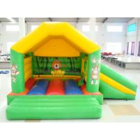 Inflatable Bounce Jumper with Inflatable Slide  Party Jumper  kids Inflatable Playground Manufactures