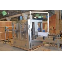 3-In-1 Bottle Washing, Filling And Capping Machine Model: CGF8-8-3 Manufactures