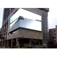 Triangle SMD3535 P8 Outdoor Digital Advertising Screens Manufactures
