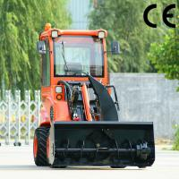 wheel loader with telescopic extend boom DY840 Manufactures