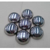 Quality Dia50.8mm Gr9 punching titanium hemisphere used as Wind speed sensor for sale