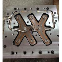 Hot Runner Dual Injection Molding , Custom Injection Molds with HDPE / PVC / PMMA Manufactures