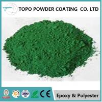 RAL 1027 Fluidized Bed Powder Coating , Durable Electrostatic Fluidized Bed Coating Manufactures